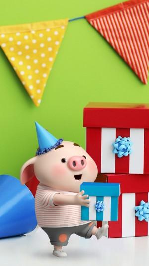 猪小屁的生日礼物