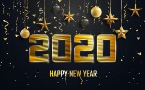 2020新年创意设计文字