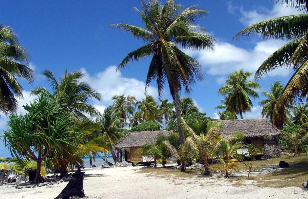 马尔代夫风景如画图片