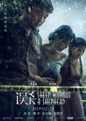 电影《误杀》宣传海报图片