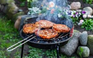 日常燒烤美食