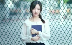 萌妹子可爱校园美女毕业季小清新图片