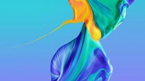 抽象创意色彩背景
