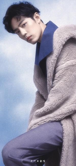 肖戰時尚養眼高清手機壁紙