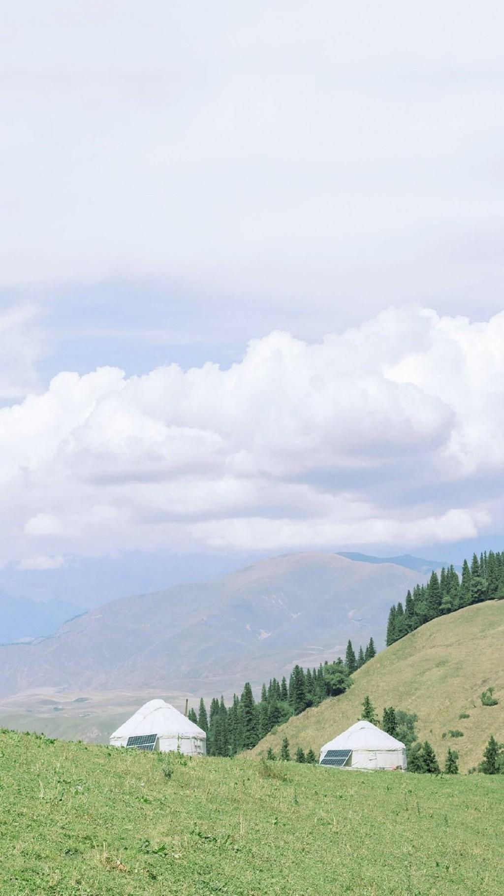 大自然清新护眼风景图片手机壁纸 自然风光 靓丽图库