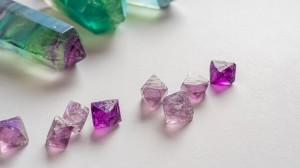晶莹剔透的水晶图片