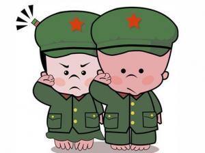 五四青年节可爱卡通图片