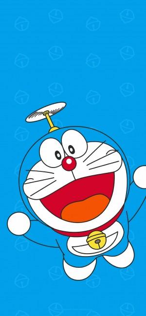 哆啦A梦可爱手机壁纸