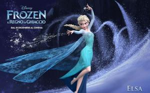 冰雪奇缘唯美高清迪士尼动画电影壁纸图片