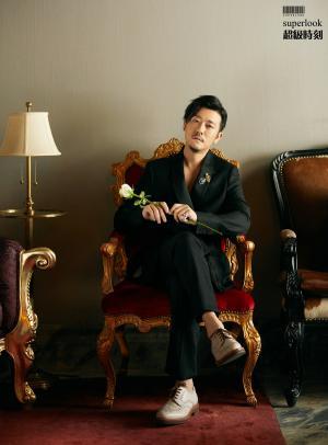 林雨申小胡茬成熟魅力大叔低调雅痞写真