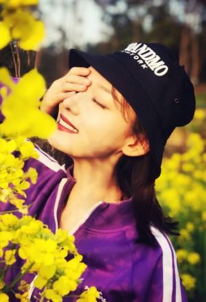 林源清新明媚阳光写真图片