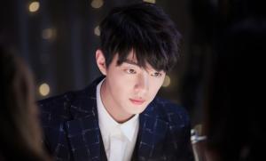X玖少年团肖战英俊帅气图片