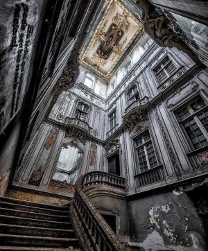 葡萄牙首都里斯本Silva Amado宫