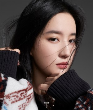 刘亦菲展现自我时尚写真图片