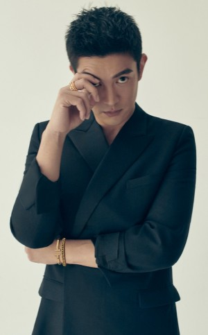 杜江成熟魅力时尚杂志写真大片