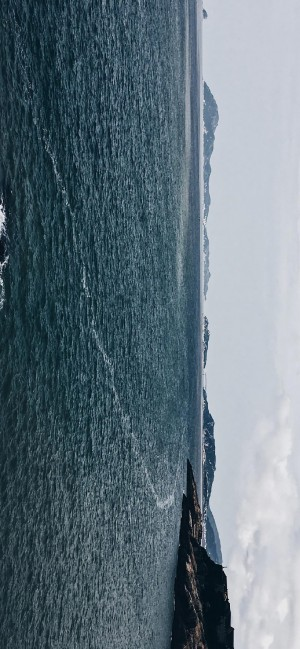 广阔大海风景摄影高清手机壁纸