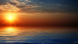 马尔代夫美丽大海海浪风景图片