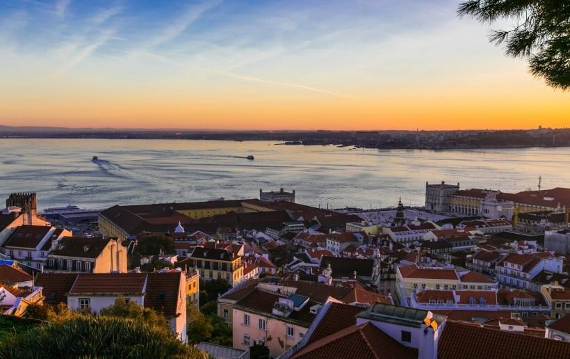 葡萄牙里斯本风景图片