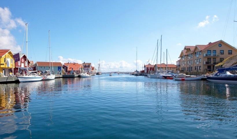 北欧瑞典风景写真