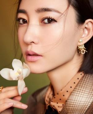 王丽坤高雅时尚写真大片