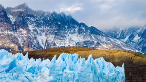 巴塔哥尼亚冰川壮美高清桌面壁纸