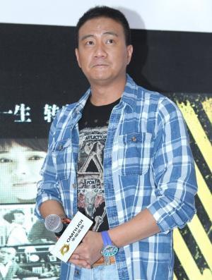 《于无声处》主演胡军和左小青亮相北京影视节目展