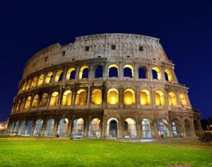 世界七大奇迹 罗马角斗场