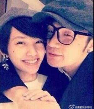 杨丞琳李荣浩陷入热恋图片