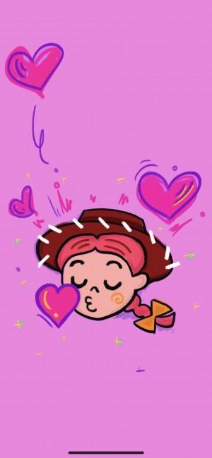 玩具总动员可爱卡通头像高清手机壁纸