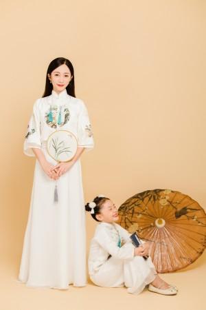 原子飞中国风古典新春写真图片