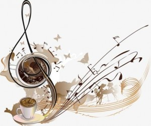 音符素材桌面壁纸