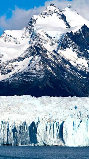 巴塔哥尼亞冰川峽谷