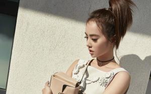 蔡依林时尚杂志各种造型写真图片