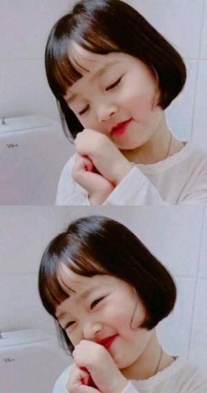 韩国童星宝宝权律二搞怪表情包图片大全