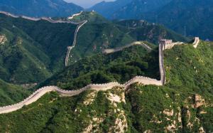 北京八达岭长城高清桌面壁纸