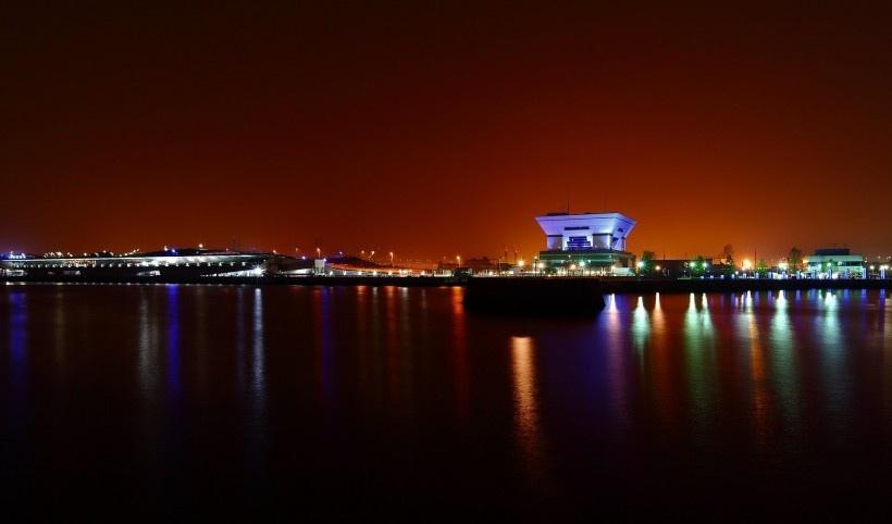 日本横滨Yokohama夜景写真