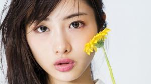 全球最美面孔日本女星孔石原里美