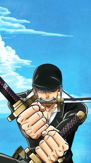 海贼王之三刀流剑士索隆