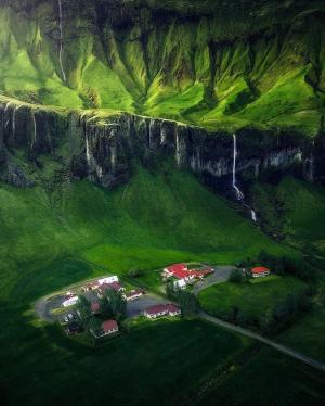 冰岛自然风景图片