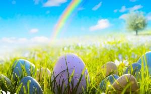 唯美可爱复活节彩蛋个性图片壁纸