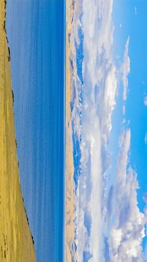 大自然清新美景横屏高清手机壁纸