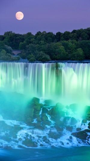 壮观的尼亚加拉瀑布