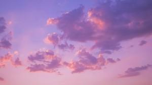 美轮美奂天空梦幻仙气风景摄影