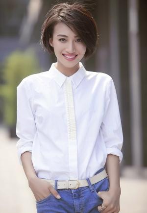 美女冯文娟秋冬时尚大片