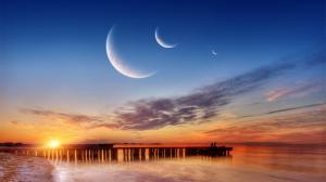 中秋节,明月,月亮图片大全