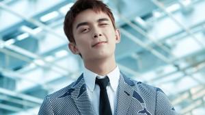 阳光酷帅大男孩吴磊时尚写真