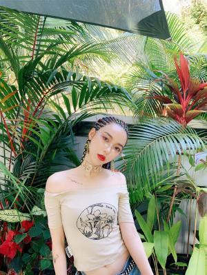 宁心泰国个性性感写真图片
