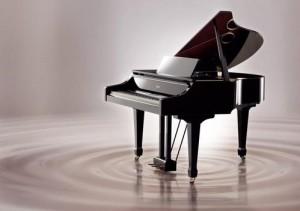 时尚钢琴手机壁纸