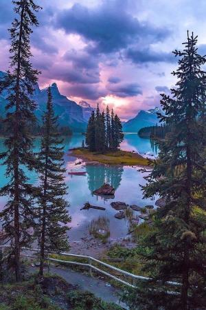 加拿大贾斯珀国家公园