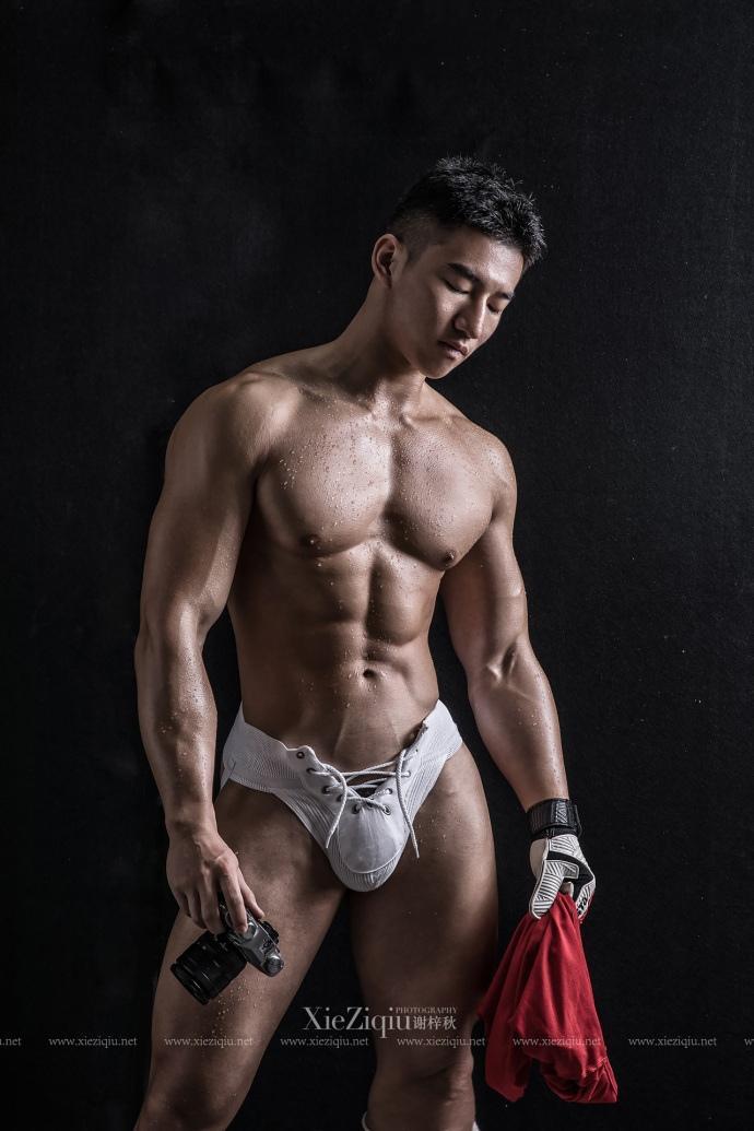这样的白内裤你们见过没有